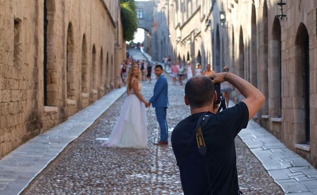 Hochzeiten Fotografieren